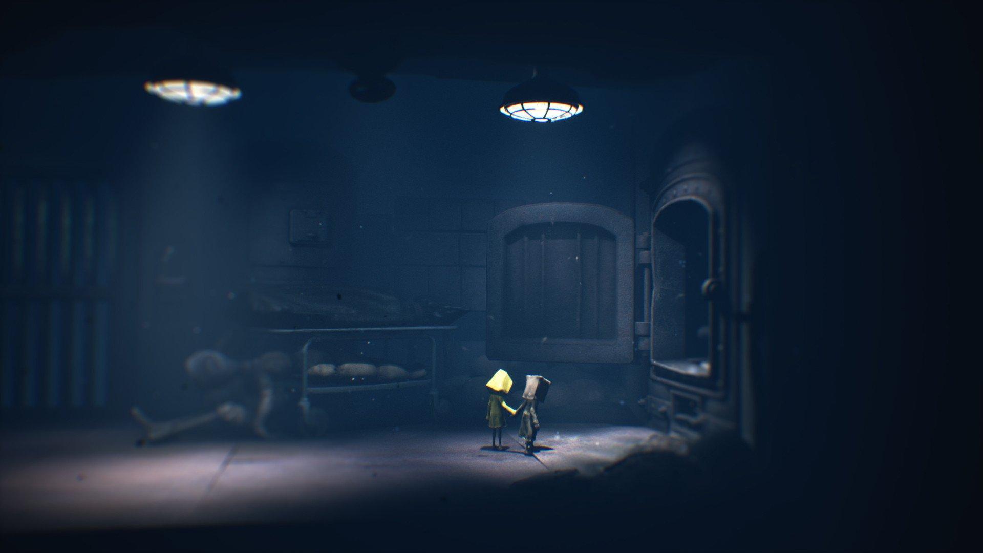 Is Little Nightmares II multiplayer?