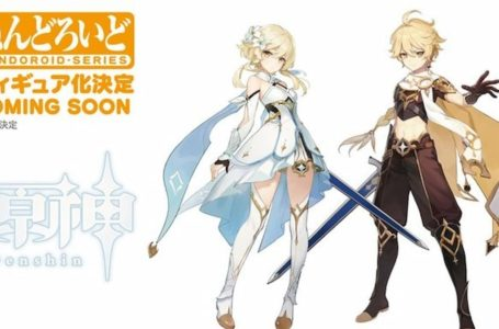 Genshin Impact Nendoroids coming soon from Good Smile Company