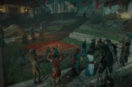 How to complete the Falling Stars World Event in Assassin's Creed Valhalla