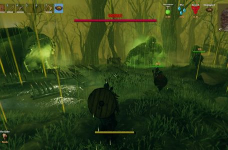 How to summon and defeat Bonemass in Valheim – Third boss