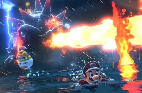 How long is Bowser's Fury in the new version of Super Mario 3D World?