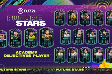 FIFA 21: How to complete FUT Future Stars Academy Reinier Objectives challenge