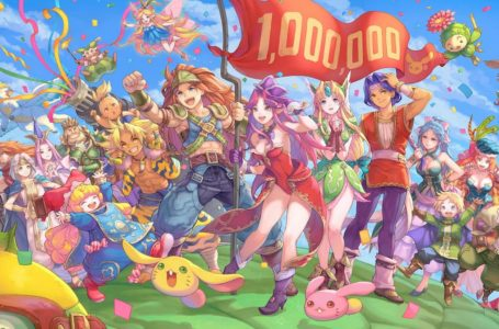 Trials of Mana has surpassed 1 million copies shipped and in digital purchases