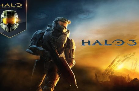 Halo: The Master Chief Collection to add console support for mouse and keyboard as well as a new map for Halo 3