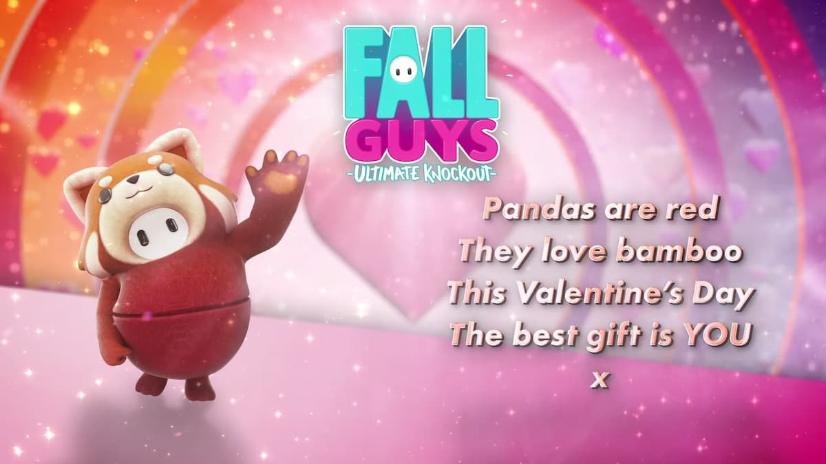 Fall Guys Valentine's Day