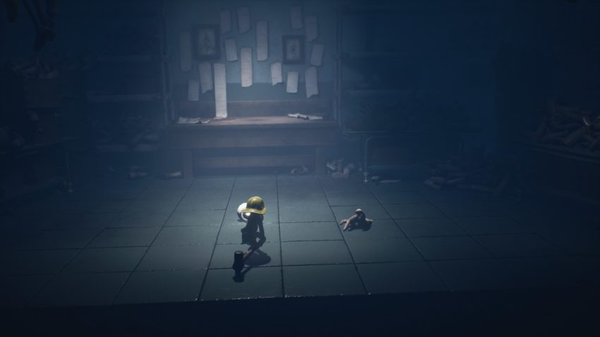 How to unlock the And Stay Dead! secret achievement in Little Nightmares II