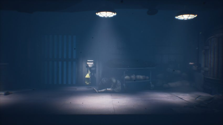 How to unlock the First Do No Harm secret achievement in Little Nightmares II
