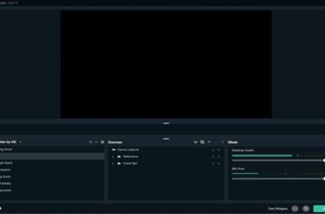 How to fix black screen capture on Streamlabs OBS
