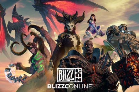 When does BlizzConline start?