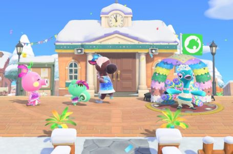 How to get the Festivale Float from Pavé in Animal Crossing: New Horizons