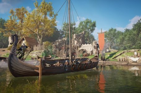 How to complete the Treasures of River Exe in Assassin's Creed Valhalla – River Exe armor locations