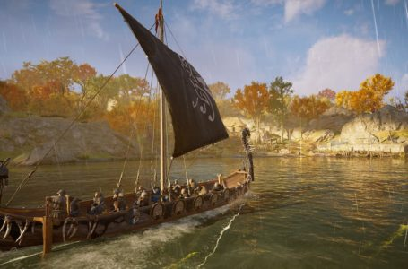 How to heal Jomsviking during River Raids in Assassin's Creed Valhalla