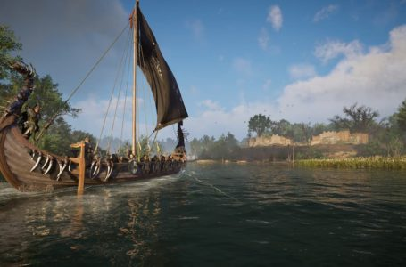 Where to find the River Map clue in River Exe in Assassin's Creed Valhalla