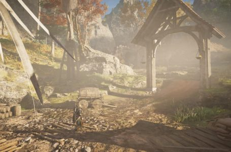 Where to find the River Map clue in River Severn in Assassin's Creed Valhalla