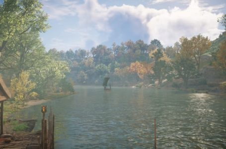 How to unlock the River Dee region for River Raids in Assassin's Creed Valhalla