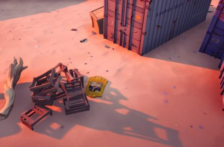 Find a family portrait from a shipwreck in Fortnite Chapter 2 Season 5