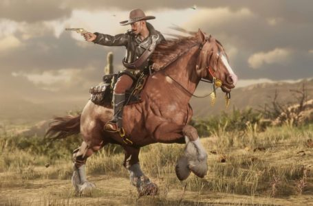 This week in Red Dead Online: Bonuses for naturalists and fishers alike