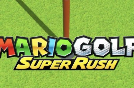 What is the release date of Mario Golf: Super Rush?
