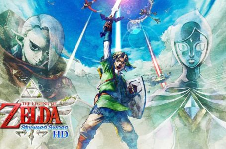 The Legend of Zelda: Skyward Sword getting HD remaster, themed joy-cons for Switch in July