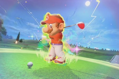 Mario Golf: Super Rush shoots for June release on Nintendo Switch