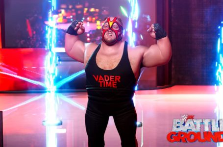How to unlock Vader in WWE 2K Battlegrounds