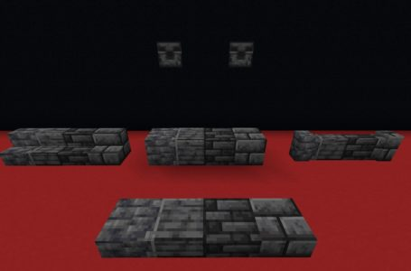 All Deepslate variants and crafting recipes in Minecraft