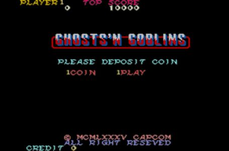 You can now download Ghosts 'n Goblins for free on Nintendo eShop