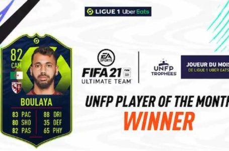 FIFA 21: How to complete POTM Farid Boulaya SBC – Requirements and solutions