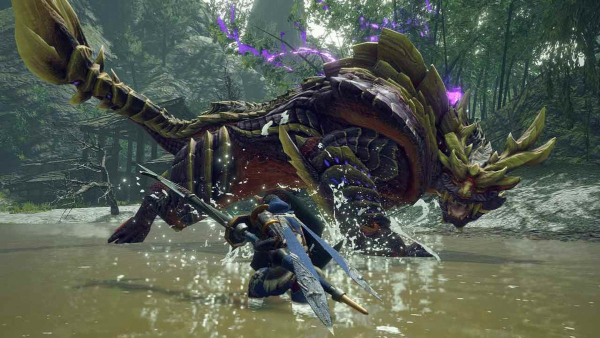 Capcom will celebrate Monster Hunter's anniversary with three special livestreams in March