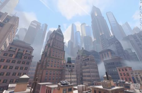 All new maps in Overwatch 2