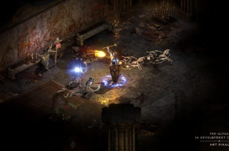 How many classes are in Diablo II: Resurrected?