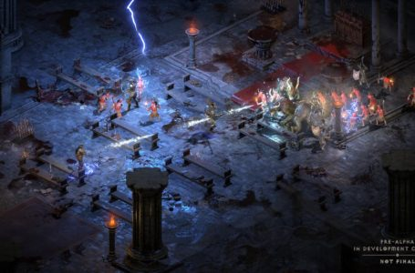 How will Diablo II: Resurrected's cross-progression work?