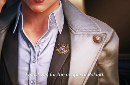 Tekken 7 teases new female fighter from Poland in upcoming DLC