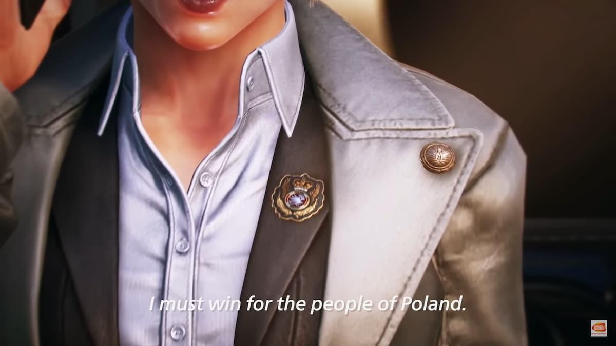Tekken 7 teases new female fighter from Poland in upcoming DLC - Gamepur