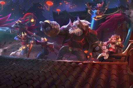 League of Legends: Wild Rift – Lunar Beast event banner reveals two new champions