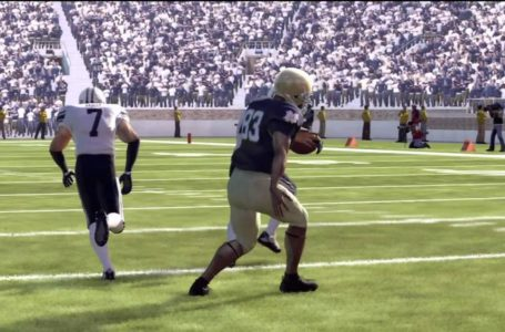 Notre Dame athletics director states school's name and logo will not be in EA Sports College Football