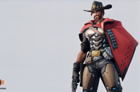 Overwatch has changed McCree's name to Cole Cassidy