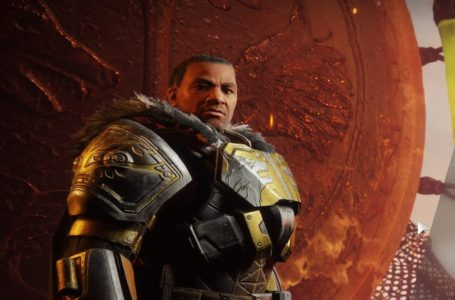Destiny 2 Season of the Chosen Iron Banner quest – Saladin's Gauntlet