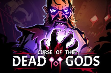 How curses work in Curse of the Dead Gods