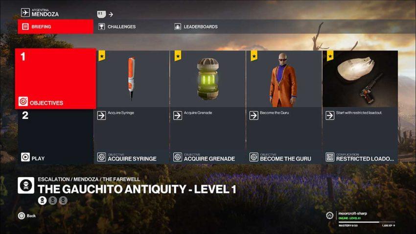 the-gauchito-antiquity-level-1-hitman-3