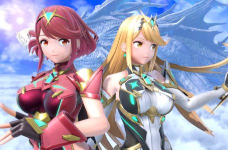 How to play as Pyra and Mythra in Super Smash Bros. Ultimate