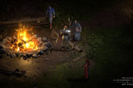 Diablo II: Resurrected players found an item duping glitch during the technical alpha