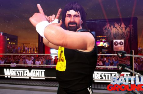 How to unlock Cactus Jack in WWE 2K Battlegrounds