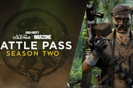 10 best items in the Season Two Battle Pass for Call of Duty: Black Ops Cold War and Warzone