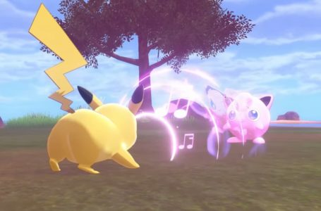 How to get a Pikachu that knows sing in Pokémon Sword and Shield