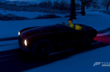Forza Horizon 4: How to unlock the 1948 Ferrari 166MM Barchetta