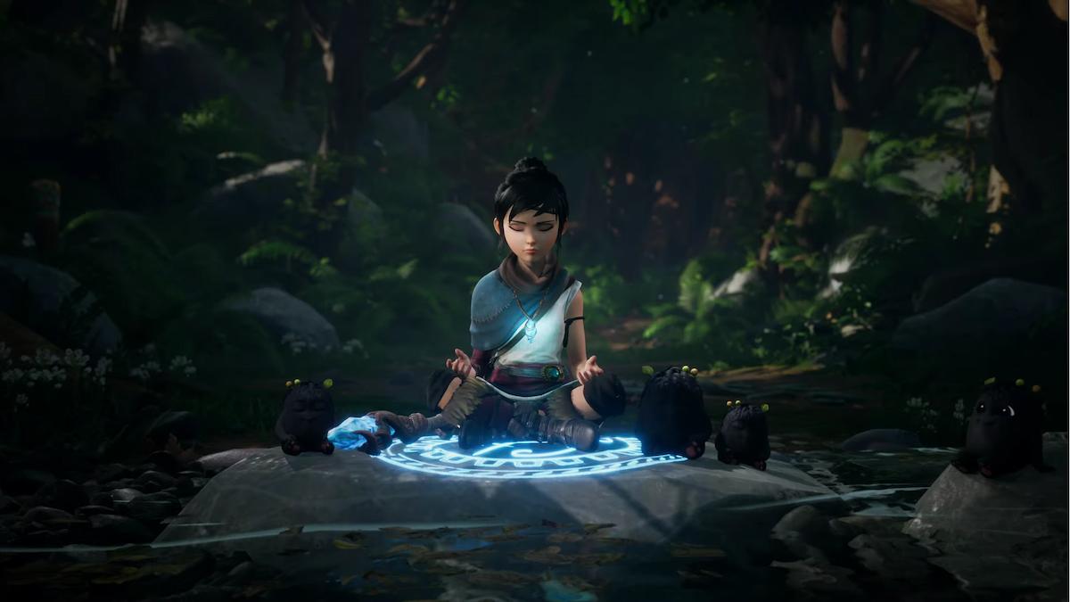 Kena Bridge of Spirits State of Play Trailer
