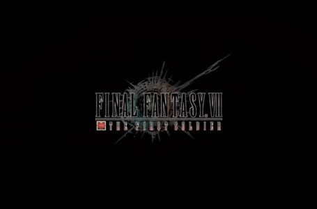 Final Fantasy VII: The First Soldier livestream to premiere in May, Tetsuya Nomura among guests