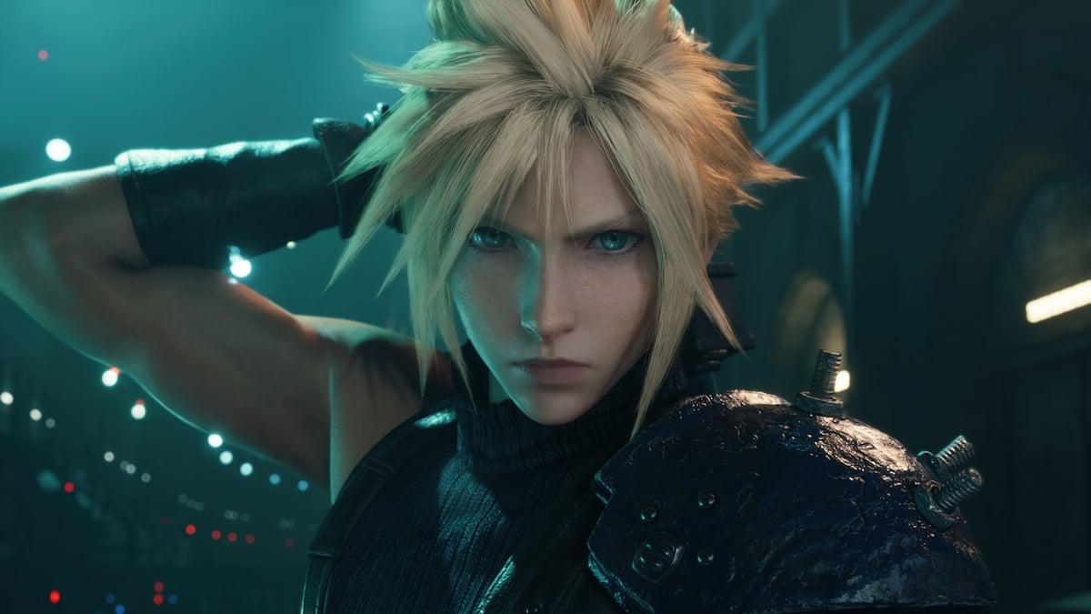 Final Fantasy VII Remake PS Plus