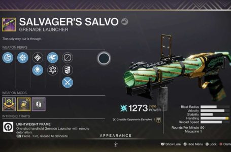 Tips for completing Gambit Salvager and earning the Toxicology Ornament for Salvager's Salvo in Destiny 2